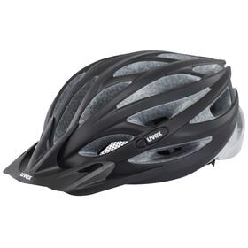 UVEX oversize Kask rowerowy czarny